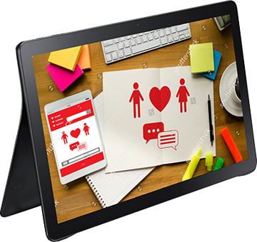 Online-dating zeitverschwendung